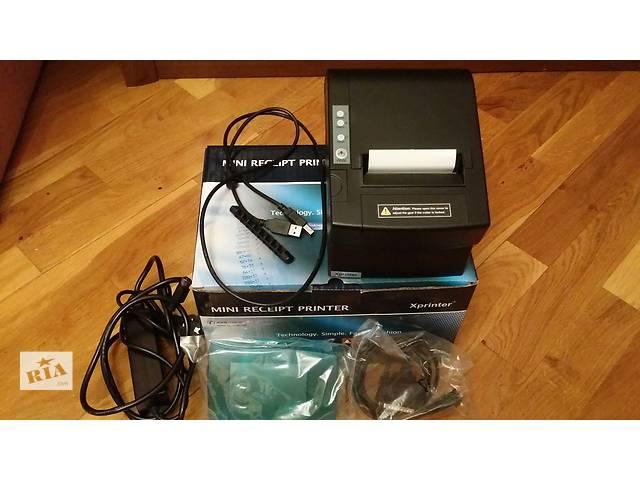Принтер чеков XPrinter XP-C2008- объявление о продаже  в Ивано-Франковске