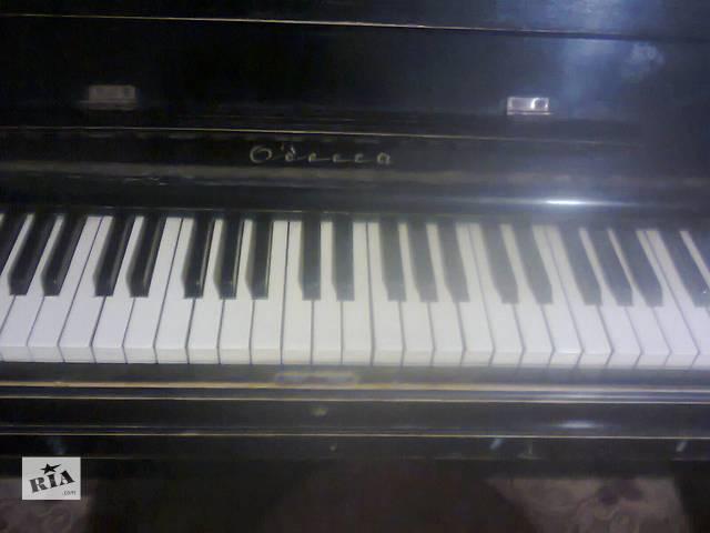 """бу Пианино """"Украина"""" (стульчик в подарок) в Одессе"""