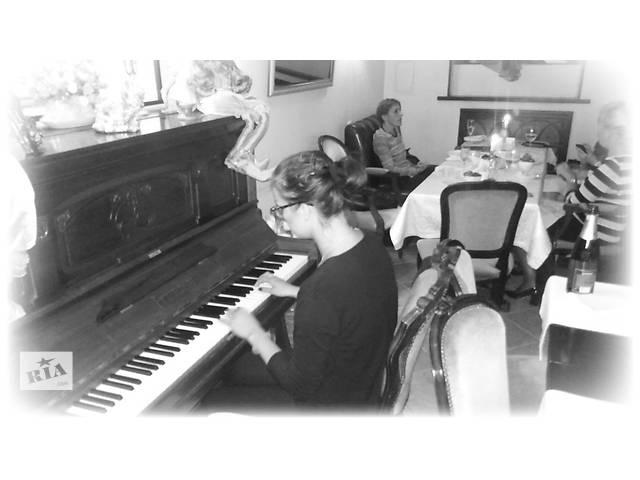 Пианист Киев.romanova-music.at.ua- объявление о продаже  в Киеве