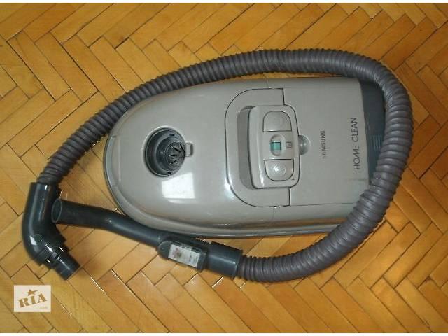 Пылесос Пылесосы для сухой уборки б/у Samsung- объявление о продаже  в Баре (Винницкой обл.)