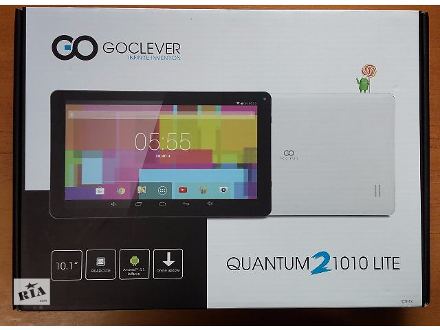 "Quantum 10""/8Gb/Lolipop 5.1/гарантия 1 год- объявление о продаже  в Днепре (Днепропетровск)"