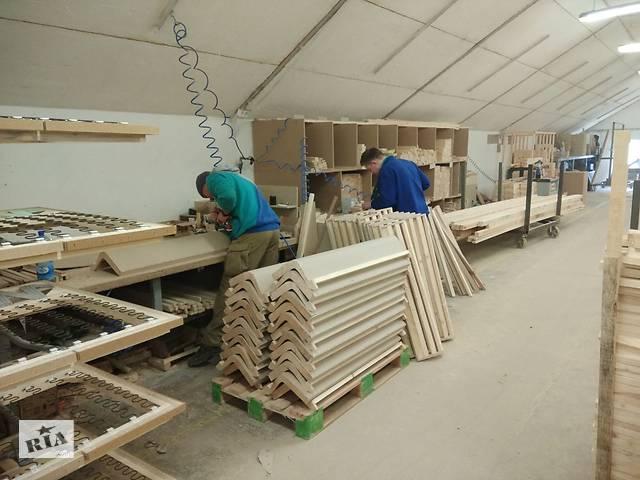 Чоловіки різноробочі на меблеву фабрику в Польщу