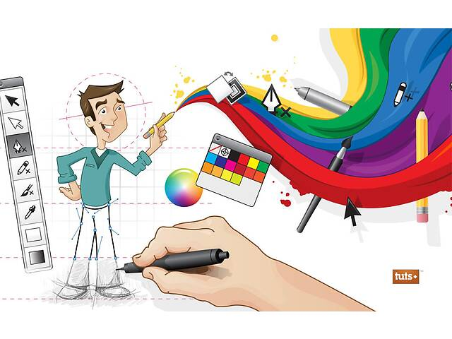 Графический Дизайнер- объявление о продаже   в Украине
