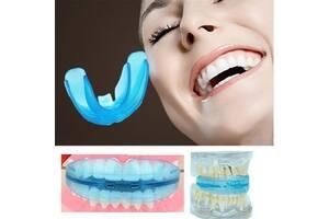 Капа, трейнер для выравнивания зубов, ортодонтическая техника. брекеты