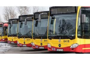 Работа в Польше Водитель городского автобуса (г. Познань)