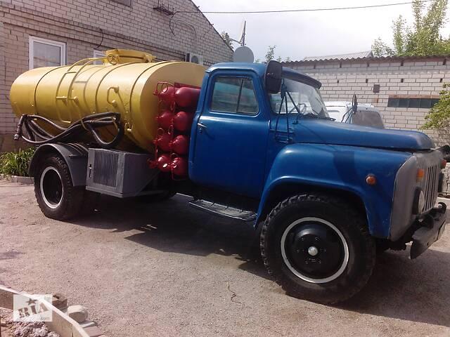Требуется водитель на ГАЗ-53. Работа по городу!