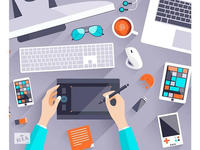 Веб - дизайнер, можно без опыта