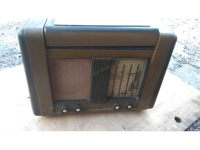 бу Радиола Урал 53 1954 года выпуска в Львове
