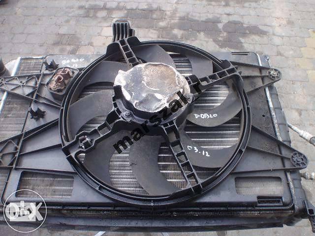 бу радиатор фиат добло в Виннице