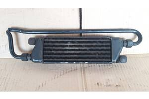 Радиатор масляный Opel Ascona 2.0i 1986-1988 года РАД10