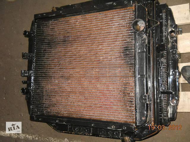 бу Радиатор охлаждения двигателя МАЗ 4-х рядный в Днепре (Днепропетровск)