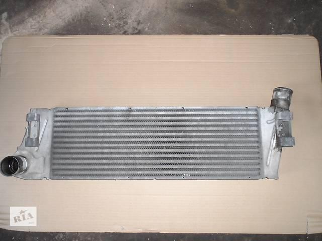 купить бу Радиатор интеркуллера Renault Megane Рено Меган 1,5 dCi 2002-2006 в Ровно