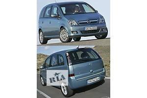Новые Радиаторы Opel Meriva