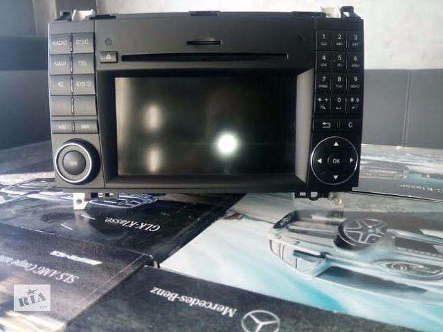 бу Радио и аудиооборудование/динамики для микроавтобуса Mercedes Vito 2009 в Черновцах
