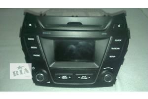 Радио и аудиооборудование/динамики Hyundai Santa FE