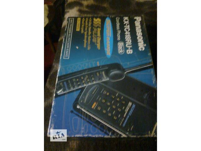купить бу Радиотелефон Panasonic NO/KX-TC408Bx в Кривом Роге (Днепропетровской обл.)