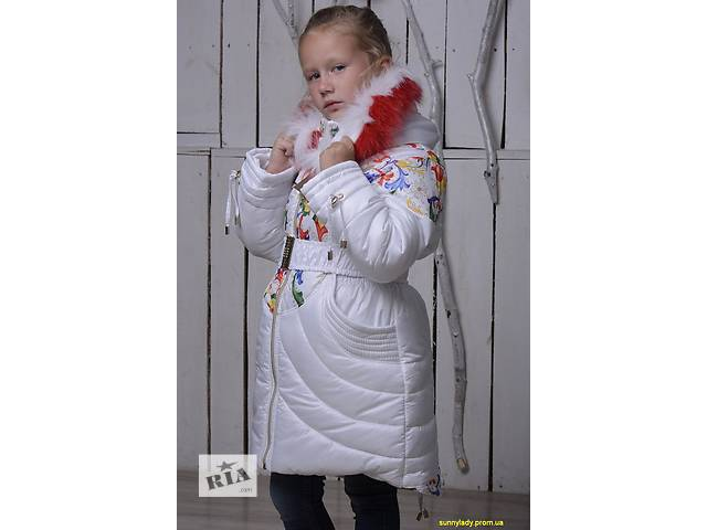 Распродажа. От производителя. Теплое зимнее пальто (куртка) на девочку. - объявление о продаже  в Одессе