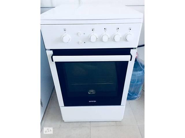 Б/у газова плита Gorenje- объявление о продаже  в Києво-Святошинському