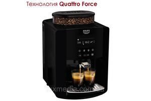 Кофемашина Ekspres Krups EA8170 (технологія Quattro Force, тиск 15 бар)
