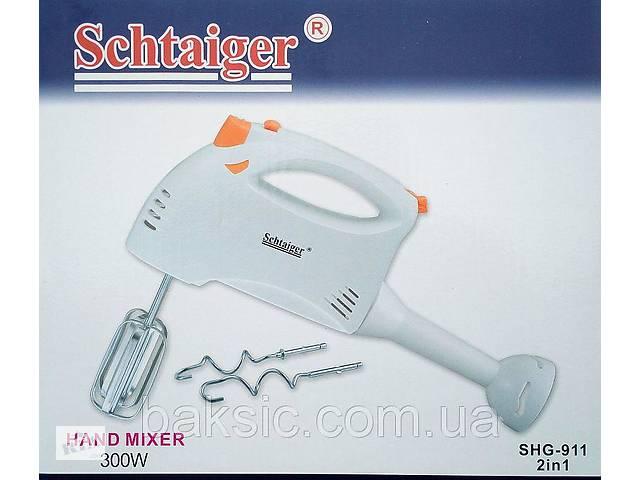 Миксер блендер  2 в 1 Schtaiger Shg-911- объявление о продаже  в Харькове