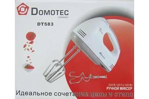 Новые Миксер Domotec