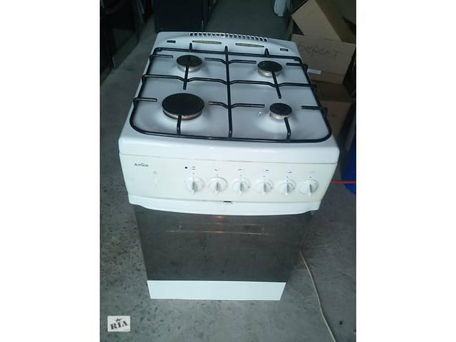 Плита газ - газ + электро тэн в духовке 50 ка бы.в- объявление о продаже  в Каменке-Бугской