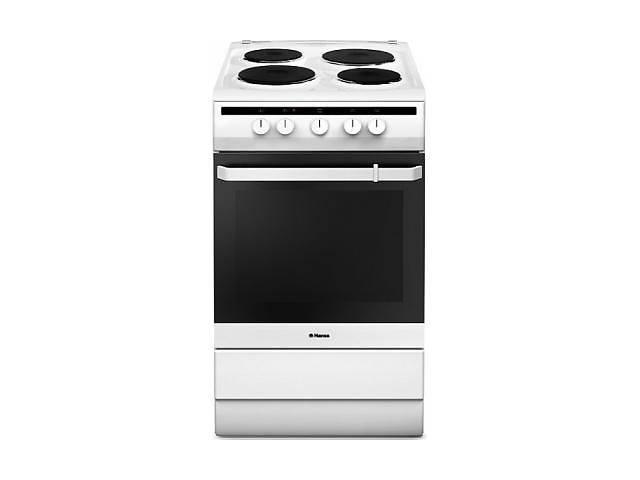 продам Плита Hansa FCEW 53001 (FCEW53001) Тип - електрична, кількість конфорок - 4, тип духовки - електричн бу в Дубно