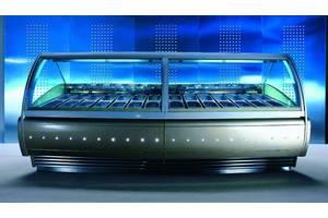 Нові Вітрини холодильні Технохолод