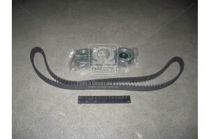 Ремінь зубчастий ГРМ 9,5х136х1295 ВАЗ 2112 в упаковці з роликами (пр-во Gates)