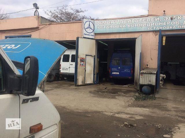 купить бу ремонт  электрооборудования микроавтобусов Mercedes и Volkswagen в Одессе