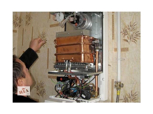 купить бу Ремонт газовой колонки, котла Борисполь. Мастер по ремонту газовых котлов, колонок в Борисполе в Борисполе
