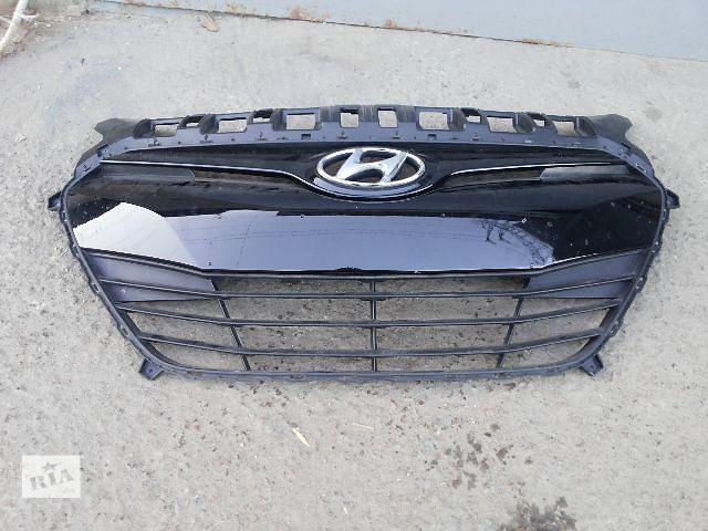 Решётка бампера для легкового авто Hyundai i30 2014- объявление о продаже  в Киеве