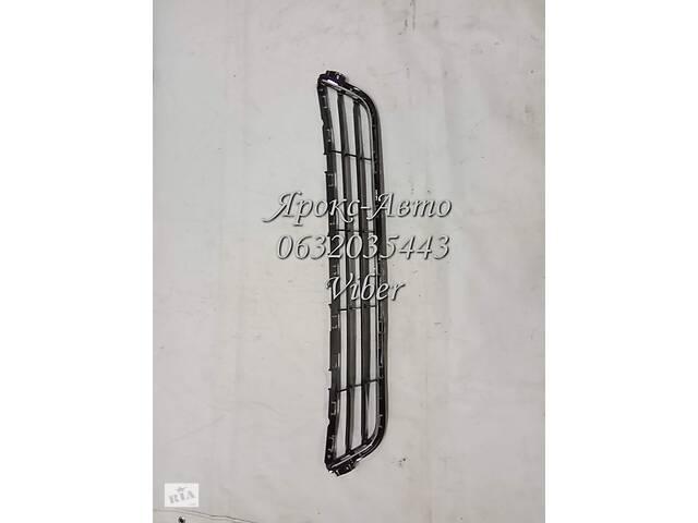Решетка бампера переднего средняя черная глянец Ford, Fusion 14-17, Mondeo- объявление о продаже  в Харкові