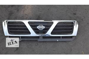 Решётки радиатора Nissan Patrol GR