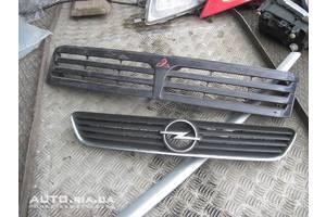 Решётки радиатора Opel Astra