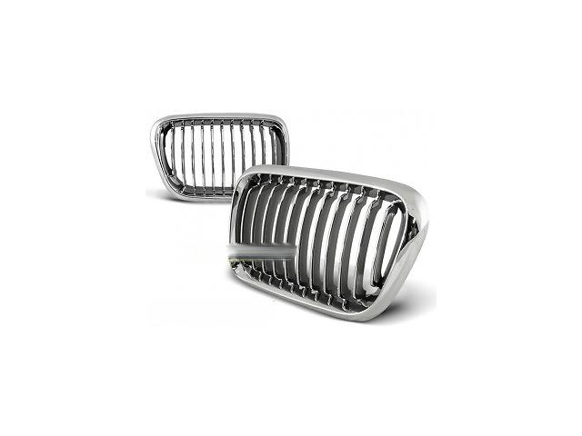 Решетка радиатора ноздри тюнинг BMW E36 хром GRBM02 БМВ Е36- объявление о продаже  в Луцке