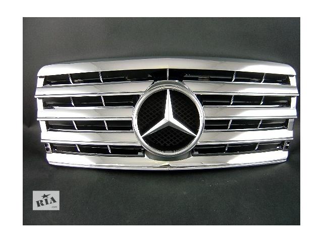 купить бу Решетка радиатора тюнинг Mercedes W124 рестайл (AKC045) Мерседес 124 в Луцке