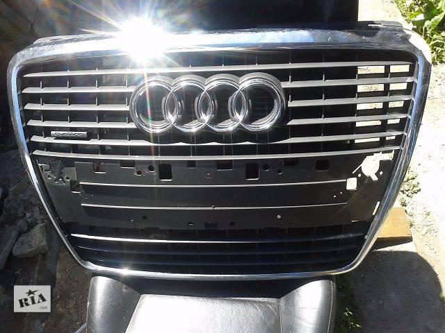 Решётка радиатора Audi A8, 2006-2009 год.- объявление о продаже  в Киеве