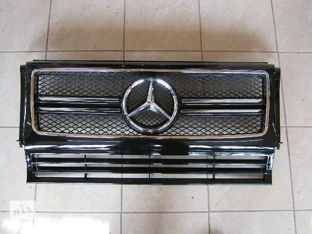 Решётка радиатора на Mercedes G-Class AMG- объявление о продаже  в Луцке