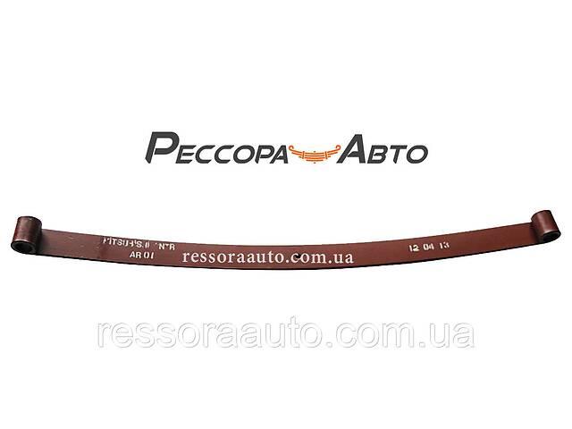 Рессора задняя на Mitsubishi Canter от 1993-2002 г.  (коренной лист рессоры / плоский 10 мм) Мицубиси Кантер- объявление о продаже  в Одессе