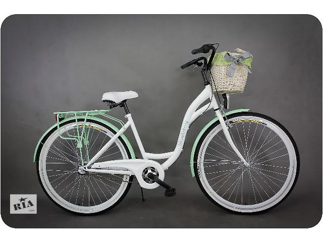 купить бу Ретро велосипед новый дамский в Киеве