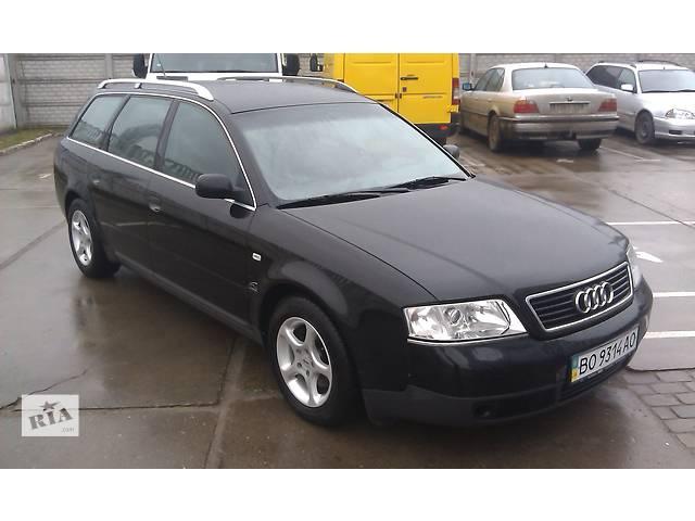 продам Рейлинги для легкового авто Audi A6 С5   98-05 г. бу в Костополе