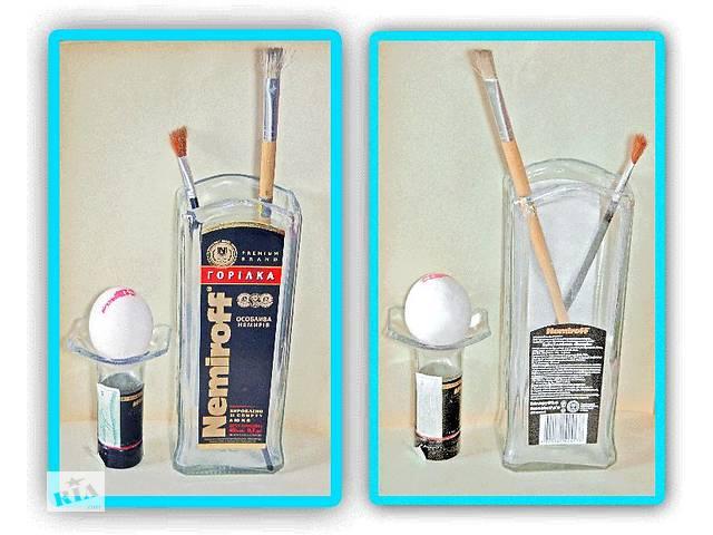 купить бу Резка стеклянных бутылок и керамики. в Киеве