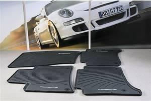 Новые Ковры салона Porsche Cayenne