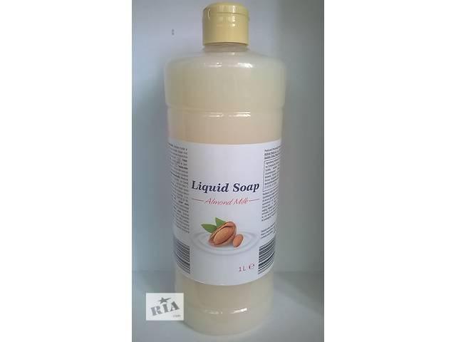 бу Рідке мило Liquid soap Milk & Silk 1л. США в Ужгороде