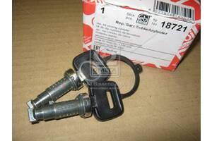 Ремкомплект замочный цилиндр с 2 ключами DAF XF95-105XF (пр-во Febi)