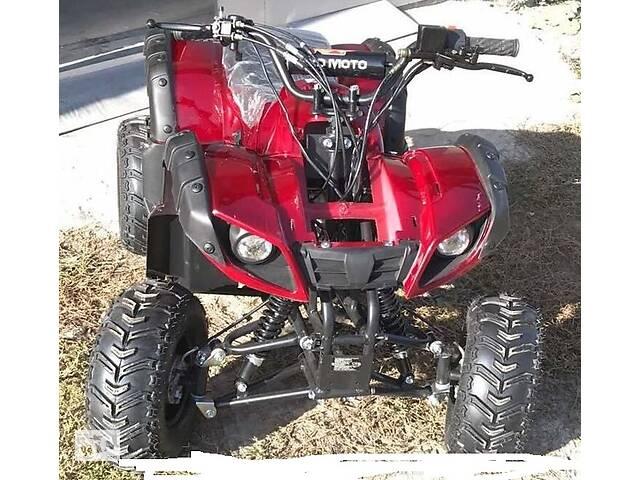 бу Бензиновый квадроцикл ATV-006 125 см³. До 90 кг. Польша. A. в Одессе