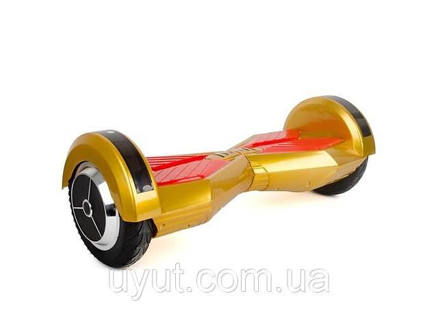 """продам Гироборд-скутер электрический. 4400 мАч, колеса 8"""". Gold INTERTOOL SS-0805 бу в Дубно"""