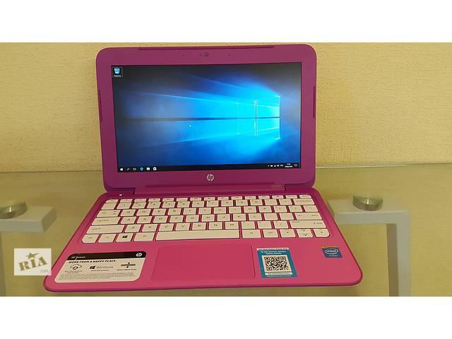 бу Розовый Ноутбук HP Stream 11-D001WM в Одессе