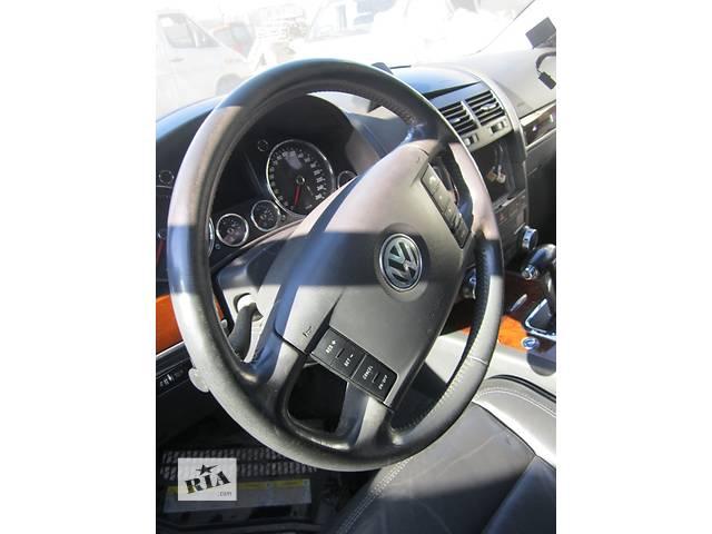 бу Руль Volkswagen Touareg Фольксваген Туарег 2003г-2006г в Ровно
